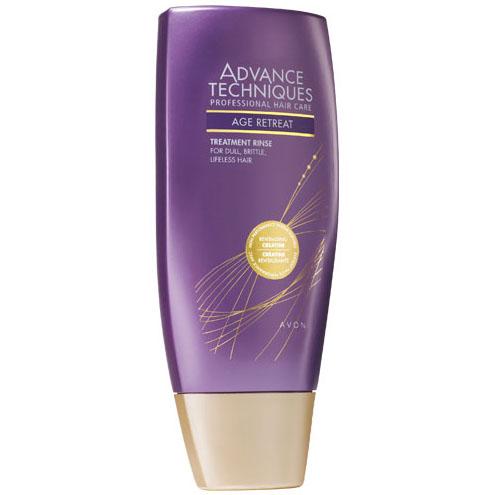 Ополаскиватель для тусклых, ломких и безжизненных волос с омолаживающим эффектом